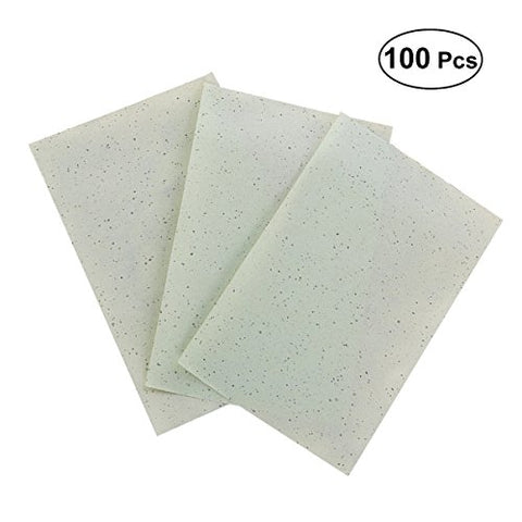 Healifty Absorbing Facial Sheets Portable Blotting Paper For Skin Care Woman Men 2 boxes