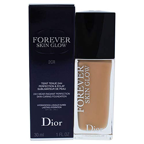 Dior Dior Forever Skin Glow Foundation Spf 35-2cr Cool Rosy-glow