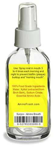 Sunjco Amino Fresh Dry Mouth Mist