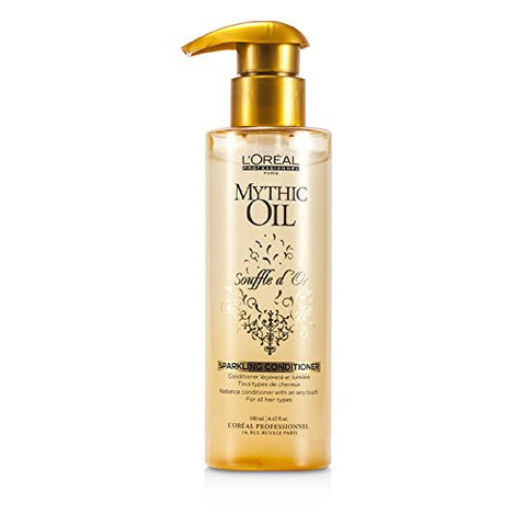 Mythic Oil Souffle dOr Sparkling Conditioner (For All Hair Types) 190ml/6.42oz