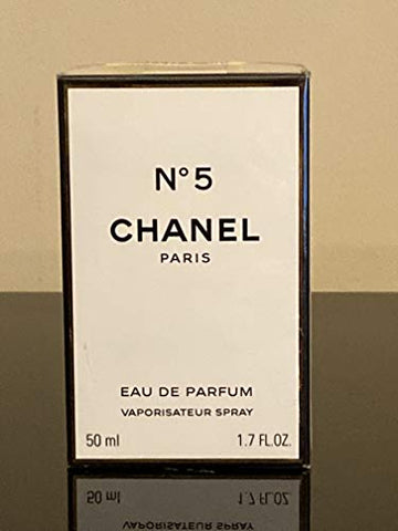 C.h.a.n.e.l. No.5 Eau De Parfum Spray 1.7 OZ / 50 ml
