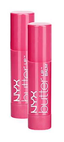 Nyx Butter Lip Balm Ladyfingers / Pack of 2