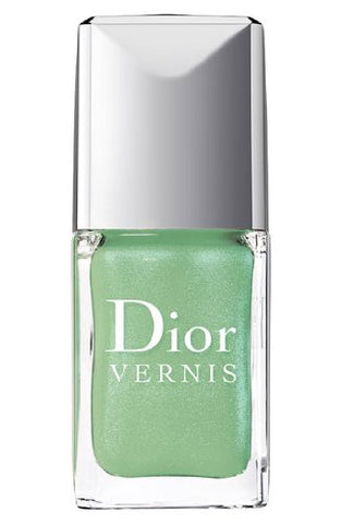 Dior Vernis Garden Party Nail Lacquer Waterlily 504 Spring 2012
