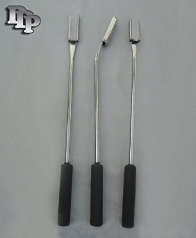 Set Of 3 Equine Dental Float Rasp Str,Down,Up,Veterinary Ddp Instrments