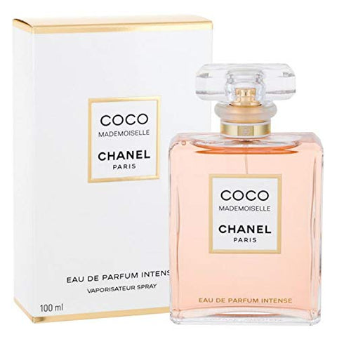 Chanel Coco Mademoiselle Intense Eau De Parfum Spray For Women, 3.4 Ounce