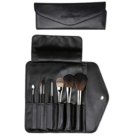 da Vinci BRUSH SET / 7 pieces / travel case / handmade in germany, 0.174999999999999 kg