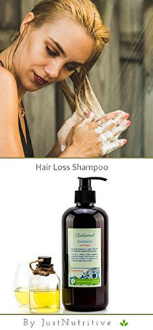 Hair Loss Therapy Shampoo For Thinning Hair And Hair Loss Improves Hair Regrowth, For Men And Women
