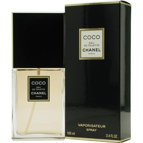 Chanel Coco Perfume - EDT Spray 3.4 oz. by Chanel - Women's