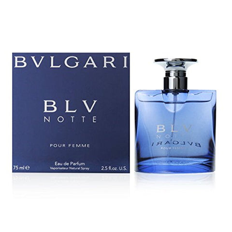 Bvlgari Women's Blv Notte Eau de Parfum Natural Spray, 2.5 fl. oz