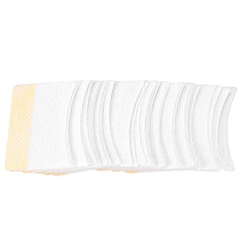 Eyelash Extension Patch,10 packs Self Adhesive Disposable Patches Eyelash Patch for Family Personal, Soft and Skin-friendly Cotton