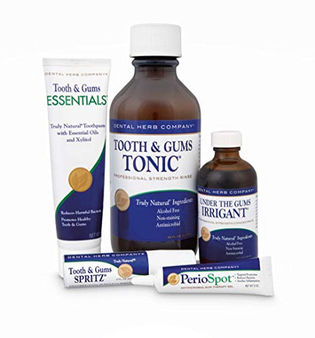 Dental Herb Company - Ultimate Oral Care System