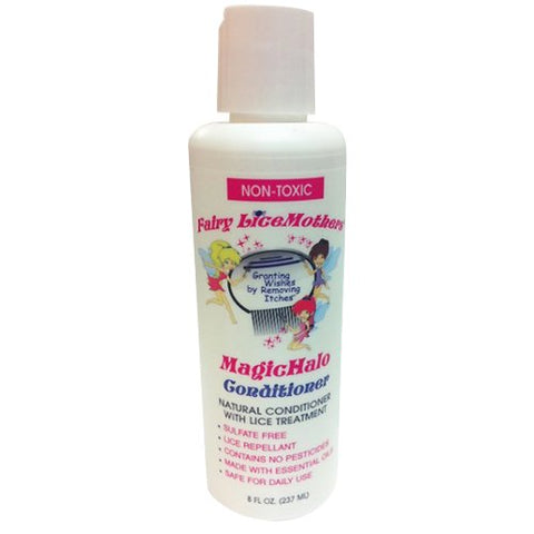 Fairy Licemothers Magic Halo Conditioner, 8 Fluid Ounce