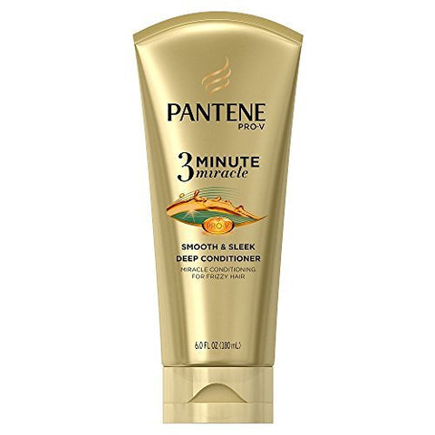 Pantene Cn Smth 3min Mrcl Size 6z Pantene Conditioner Smooth 3minute Miracle Deep 6z