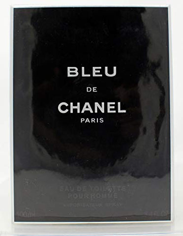 Bleu De_Chanel for Men Eau De Toilette Spray 3.4oz NEW in BOX