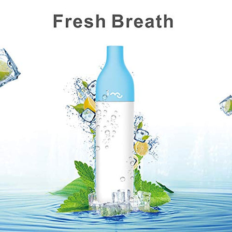 Somune Breath Freshener to Remove Bad Breath, It Takes Just One Bite to Get Rid of Bad Breath