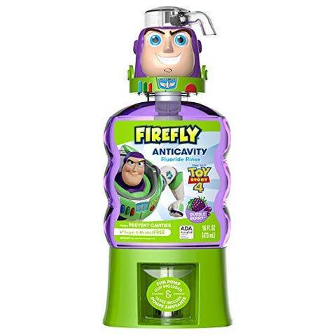 Firefly Buzz Lightyear Mouthwash 16OZ (4-Count)