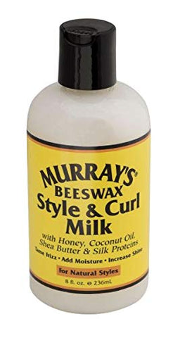 Murray's Beeswax Style & Curl Milk (Pack of 1)