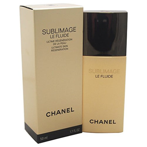 Chanel Sublimage Le Fluide Ultimate Skin Regeneration Serum