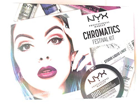 NYX Chromatics 5pc Festival Kit