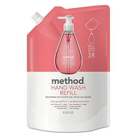 MTH00655 - Method Gel Hand Wash Refill