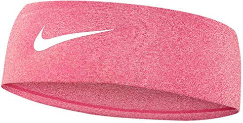 NIKE Heatherized Fury Headband 2.0(ember glow/Wolf Grey)