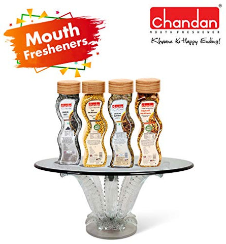 Chandan Kashmiri Mukhwas Mouth Freshener with Dates and Coriander (165 Grams / 5.82 oz)