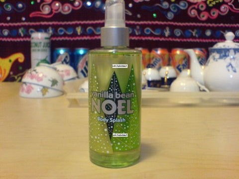 Bath & Body Works 2008 Edition Vanilla Bean Noel Body Splash, 8 fl. oz. (236 ml)