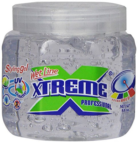 Wet Line Xtreme Gel Clear, 8.8 oz