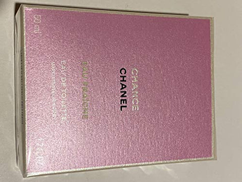 [Nice_Fragrance] C H A N E L Chance Eau De Parfum (EDP) Spray Parfum Perfume for Women 1.7 OZ/ 50 ml. [Sealed in Box]