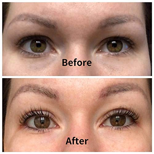 5 min.Keratin Lash Lift Kit, Eyelash Perming Kit, Professional Semi-Permanent, Curling Perming Wave Great For Salon Use