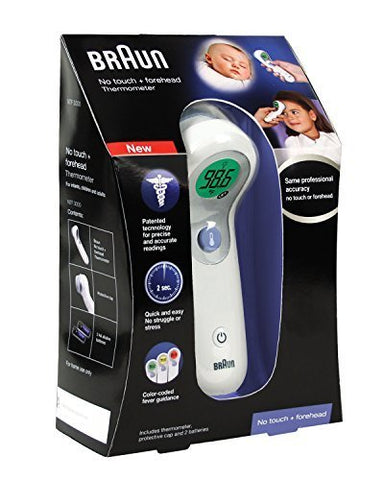 NTF3000US No Touch plus Forehead Thermometer