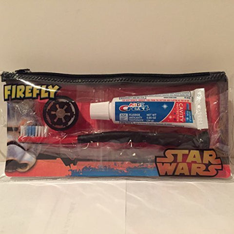 Firefly Kids Dental Travel Kit, Star Wars