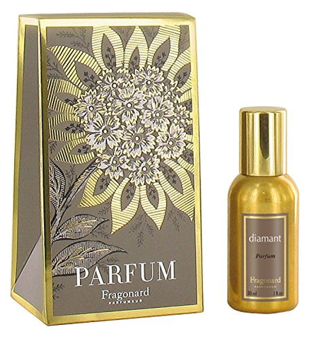 FRAGONARD Eau de Perfum, DIAMANT 30 ML, Made in FRANCE