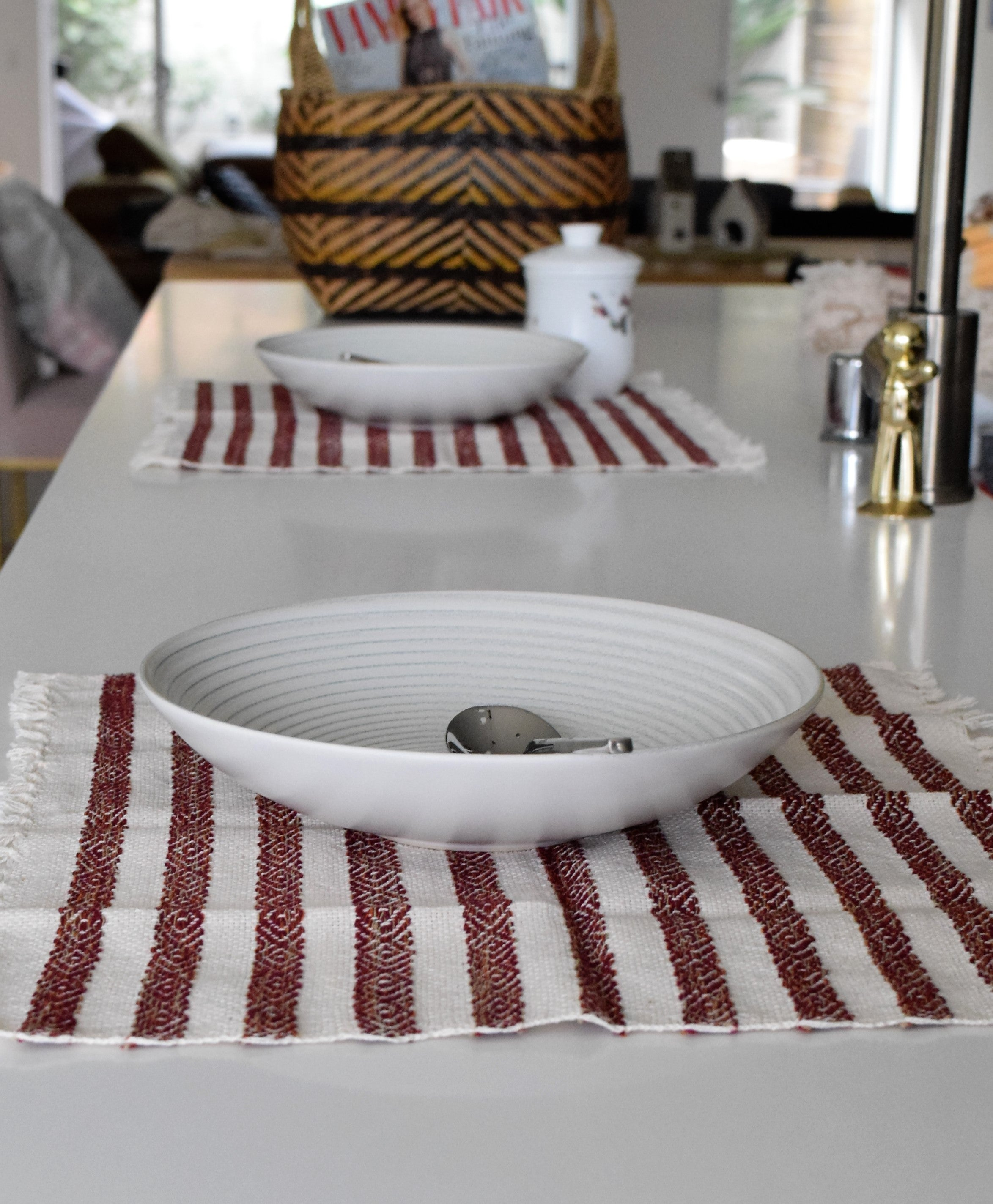 fair trade-cotton-tableware-unique