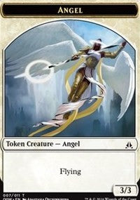 Angel Token (3/3) [Oath of the Gatewatch Tokens] | Boss Minis