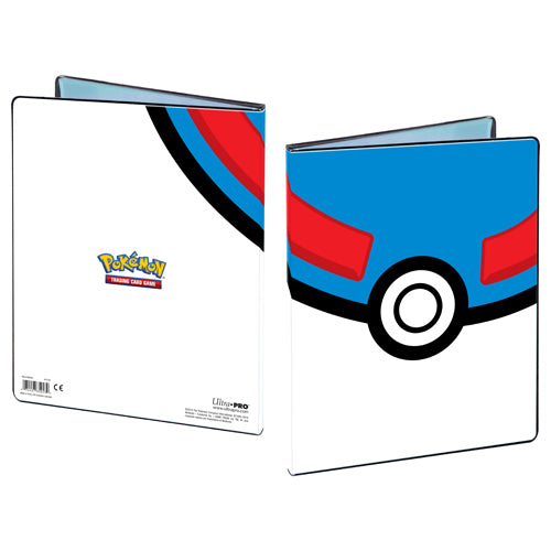 Ultra Pro - 9 Pocket Portfolio - Pokemon Greatball | Boss Minis