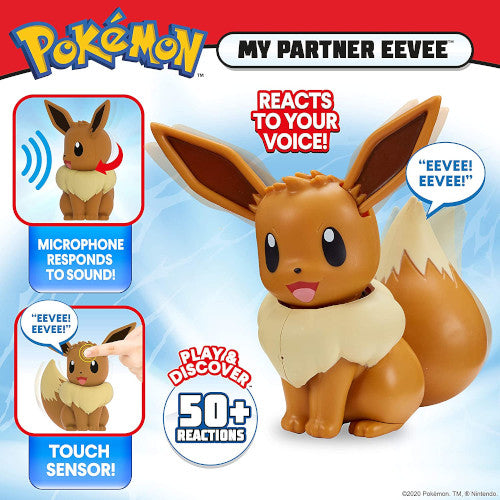 POKEMON: MY PARTNER EEVEE | Boss Minis