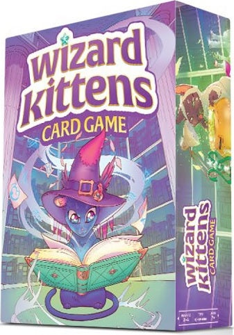 Wizard Kittens - The Card Game | Boss Minis