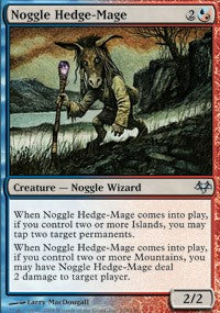 Noggle Hedge-Mage [Eventide] | Boss Minis