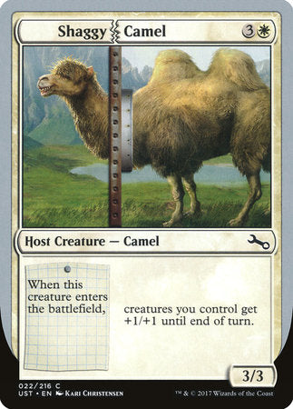 Shaggy Camel [Unstable] | Boss Minis