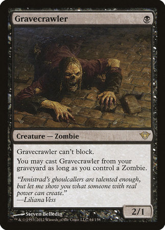 Gravecrawler [Dark Ascension] | Boss Minis