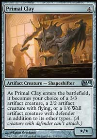 Primal Clay [Magic 2013] | Boss Minis