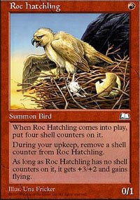 Roc Hatchling [Weatherlight] | Boss Minis