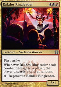 Rakdos Ringleader [Return to Ravnica] | Boss Minis