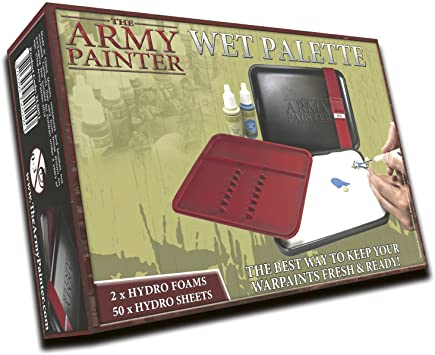 Army Painter: Wet Palette | Boss Minis
