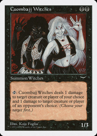 Cuombajj Witches [Anthologies] | Boss Minis