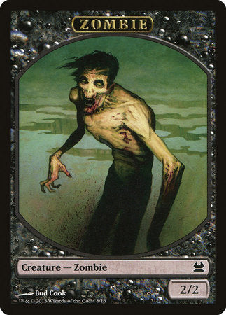 Zombie Token [Modern Masters Tokens] | Boss Minis