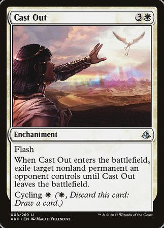 Cast Out [Amonkhet] | Boss Minis