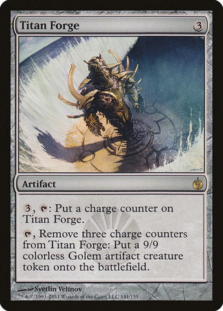Titan Forge [Mirrodin Besieged] | Boss Minis