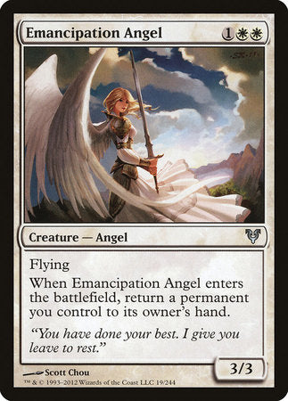 Emancipation Angel [Avacyn Restored] | Boss Minis